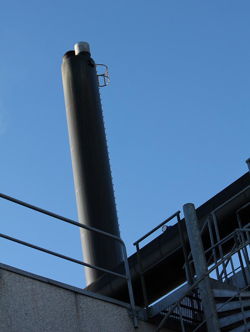 SWS forbrændingsanlæg