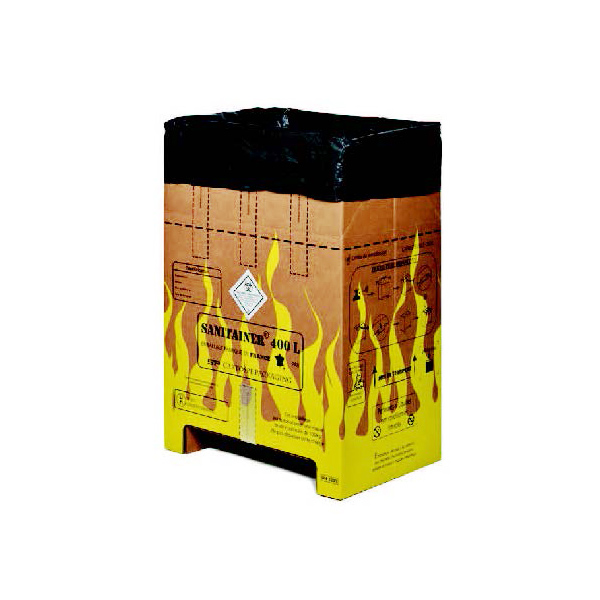 Papkasse palleboks Special Waste System