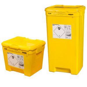 Plastbeholdere UN-godkendt